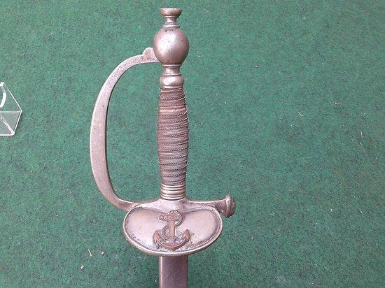 épée française modèle 1816 infanterie coloniale / marine