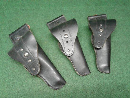 holster / étui cuir pour pistolet