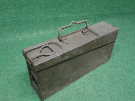 Caisse allemande mitrailleuse MG 42 ww2
