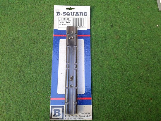 rail weaver / montage optique B-SQUARE BROWNING BAR