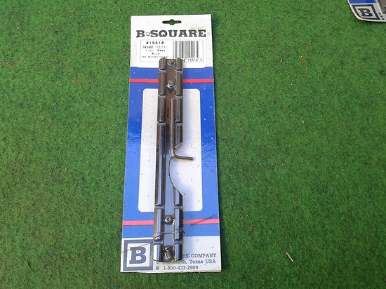 rail weaver / montage optique B-SQUARE savage 110 / 111