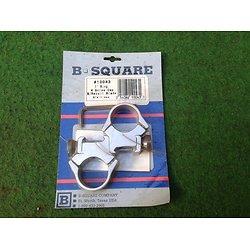 """Colliers de montage lunette optique B-SQUARE  1"""" rail weaver  / picatinny"""