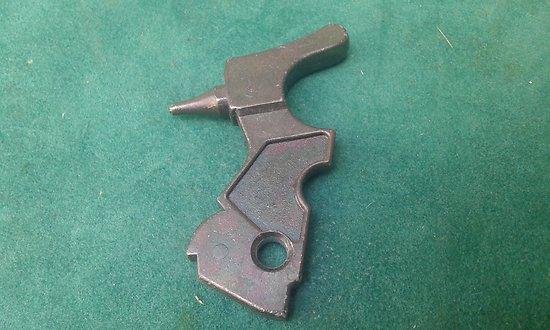Chien pour pistolet gomme cogne GC27 SAPL