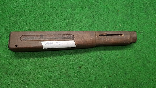 Fut bois mousqueton LEBEL R35