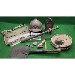 ww1 petit lot français artillerie