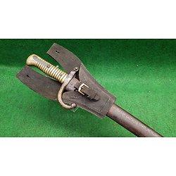 Baïonnette du fusil chassepot 1866 SANS MARQUAGES !!!!