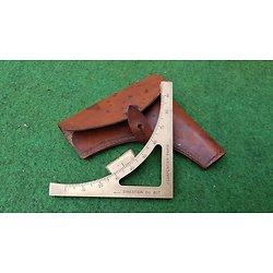 Niveau de pointage d artillerie CARPENTIER mortier modèle 1916