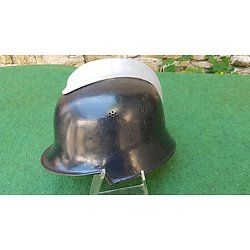 WW2 casque allemand modele M34 polizei / pompier