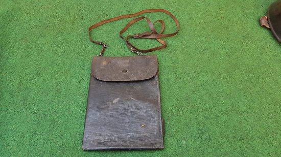 Porte carte officier français WW1 modèle a boussole