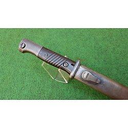 Baïonnette allemande 84-98 3eme type WW2