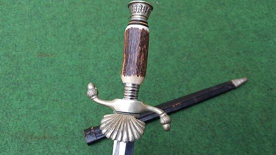 Dague de chasse allemande
