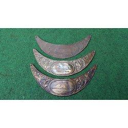Plaque de casque ADRIAN