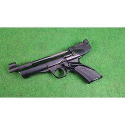Pistolet 4.5 WEBLEY hurricane