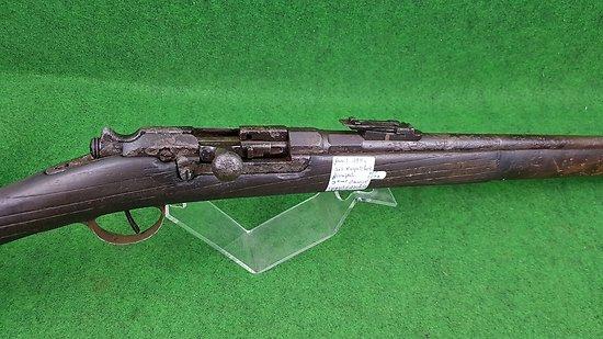 Très rare fusil 1884  11mm gras