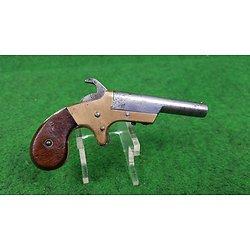 Pistolet US HOPKINS et ALLEN de NORWICH, CT. POINTER single shot cal 22 short