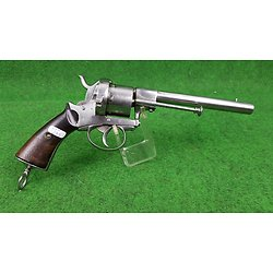 Gros revolver 9mm a broches