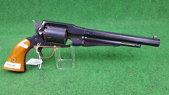 Revolver Remington 1858 (uberti) cal 44PN cat D-f