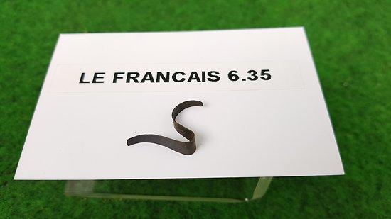 ressort de détente  pistolet LE FRANCAIS 6.35