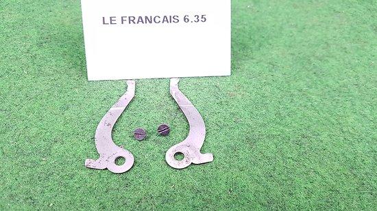 Levier de récuperation G+D pistolet LE FRANCAIS 6.35