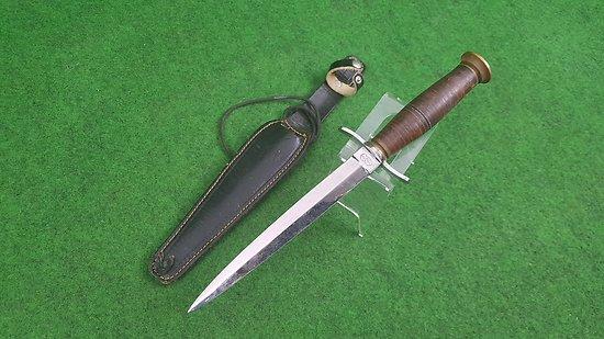 Couteau commando français INDO / ALGERIE