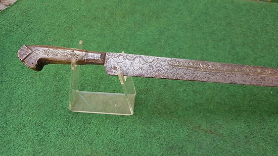 Grand sabre FLISSA 19 eme 92cm