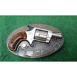 revolver a blanc little joe 6mm flobert platz