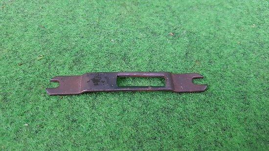 Contre plaque de crosse carabine de jardin