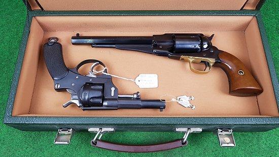 Mallette de tir pour armes de poing