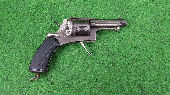 Revolver baby 1873 bulldog
