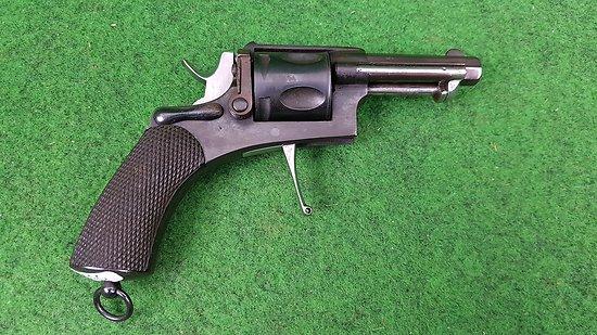 Revolver baby 1873 bulldog 320