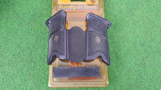 Plaquettes PACHMAYR RUGER P85 , P89, P90