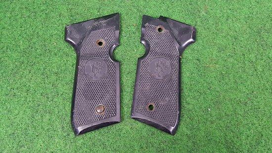 Plaquette pistolet BRIXIA