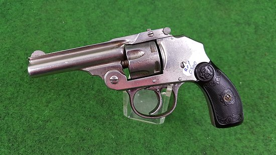 Revolver Iver Johnson Safety 32 DA