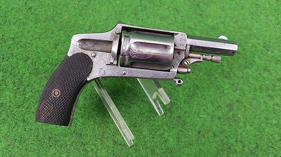 Revolver velodog 6mm hammerless