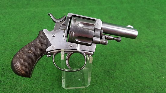Revolver bulldog  calibre 380  Model a pontet