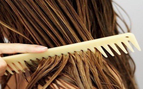 Soins des cheveux au naturel