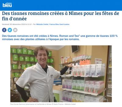 France_Bleu_-_Des_tisanes_romaines_creees_a_Nimes_pour_les_fetes_de_fin_dannee_-_20_dec_2019.png