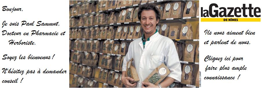 Dr Paul Sammut + Gazette de Nîmes