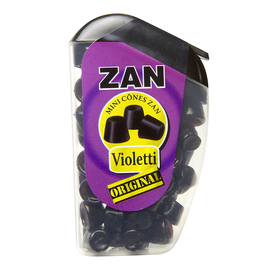 Zan - mini cônes violette