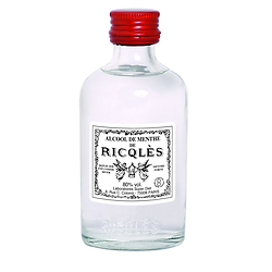 Ricqlès - Alcool de Menthe 80% - 100ml