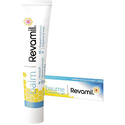 Revamil - crème cicatrisante au miel