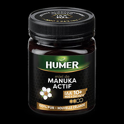 Miel de Manuka actif IAA 10+ - 250g - Herboristerie du Dr. Sammut