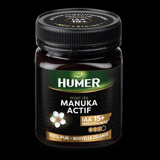 Miel de Manuka actif IAA 15+ - 250g - Herboristerie du Dr. Sammut