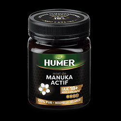 Miel de Manuka actif IAA 18+ - 250g - Herboristerie du Dr. Sammut