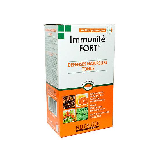 Immunité fort - 60cps - Nutrigée