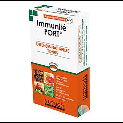 Immunité fort - 30cps - Nutrigée