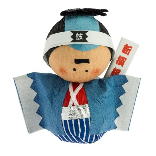 Okiagari-koboshi  - Shinsengumi le Guerrier