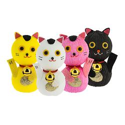 Okiagari-koboshi  - Maneki Neko Le chat porte-bonheur