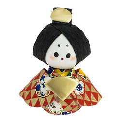 Okiagari-koboshi  - L'Impératrice