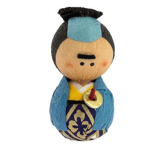 Okiagari-koboshi  - le samouraï